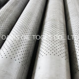 Stainless Steel 316L Perforated Pipe China Manufacturer
