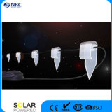 Solar String Light with 10PCS LED with Super White Colour