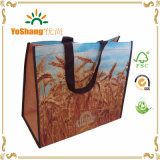 Promotional High Quality 140GSM PP Woven Bag Plastic Shopping Bag
