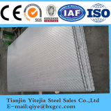 Checkered 310S Stainless Steel Plate