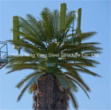 High Quality Galvanized Communication Camouflaged Bionice Artificial Tree Telecom Tower