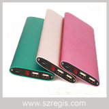 Ultra-Thin Polymer Mobile Power Rechargeable Battery & Charger Power Bank