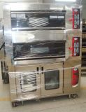 Electric Deck Baking Oven (Push Up / Down Door) (ELEM)