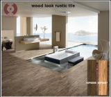 Chinese Classical Design Wood Porcelain Tile (MP6557)