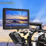 "IPS Panel Dual View 10.1"" Camera Field Monitor with SDI Input"