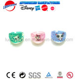 Lovely Rings with Printing Plastic Toy for Promotion