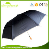 2 Fold Umbrella with Windproof Function