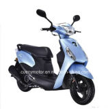 China High Grade Quality 100cc YAMAHA Engine Gas Scooter (Smile Jog)
