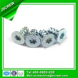 Customized Stainless Steel Round Head Wood Screws M3