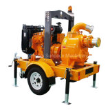 8 Inch Self-Priming Diesel Engine Centrifugal Pump, Flood Control Pump, Trash Pump, Drainage Pump, Fire-Fighting Pump, Irrigation Pump, Diesel Water Pump.