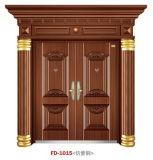 Entrance Door Bedroom Door China Manufacturer (FD-1015)