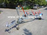 4.7m Galvanized Boat Trailer 500kgs