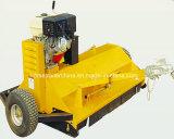 ATV Flail Mower/ATV Mower Equip with 15HP Gasoline Loncin Engine