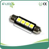 C5w LED Canbus 42mm 4SMD5050 LED Lights for Cars
