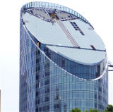 4-19mm with Low E Coating Tempered Comerical Building Glass
