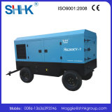 6m3 Diesel Portable Screw Air Compressor