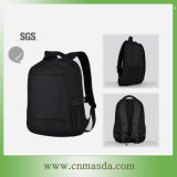 Polyester Computer Backpack Bag (WS13B144-Black/Grey)