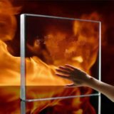 6mm-15mm High Quality Fireproof Glass
