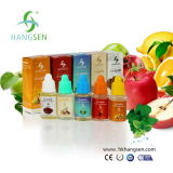 Hot Selling 10ml and 30ml E Liquid From Hangsen with More Than 300 Kinds of Flavors