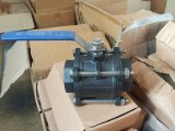 NPT Threaded High Pressure Forge Steel Ball Valve