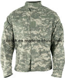 Digital Camouflage Military Uniform Acu