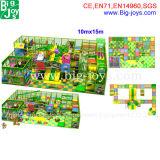 Indoor Playground, Indoor Playground Equipment (BJ-IP001)