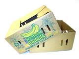 Banana Fruit Packaging Box Foldable (FP11023)