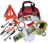 Auto Safety Toolkit with Bag