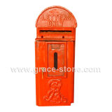 Cast Iron Postbox, Mailbox, Letter Box (GS-CRO-002)