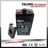 2V200ah Deep Cycle Solar Power Battery with CE UL RoHS Approval