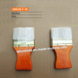 F-16 Wooden Handle Wool Brush