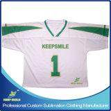 Custom Sublimation Men′s Lacrosse Game Team Jersey