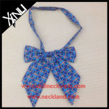 Silk Printed Wholesale Woman Bowtie