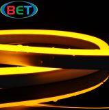 SMD2835 LED Neon Flexible Mini Yellow Tube Light for Decoration