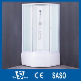 Ce Approved White Colour China Shower Cabins