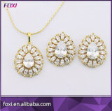 Wholesale Fashion Jewelry 18k Gold Necklace Sets with Price