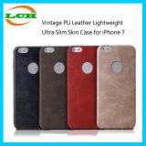 Vintage PU Leather Lightweight Ultra Slim Skin Case for iPhone 7
