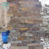 China Slate, Slate, Green Slate Wall, Rusty Slate