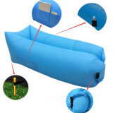 Sleeping Bag Camping Air Sofa Hangout Lazy Inflatable Air Sofa
