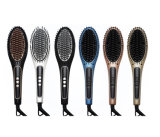 Hot Selling LCD Display Steam Hair Straightener Brush