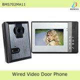 7 Inch Popular Video Door Phone Doorbell Intercom Kit