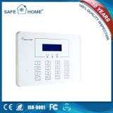 2017 Competitive Price Intelligent GSM Home Security Instruction Panel
