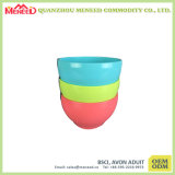Colorful Round Canteen Use Soup Bowl