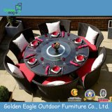 Modern Wicker Outdoor Table and Chairs Furniture (FP0093)