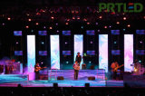 Full Color Indoor Rental LED Video Display P4mm with 512*512mm Panel