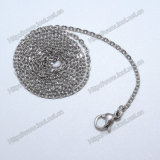 Stainless Steel Chains for Pendant Necklace, Metal Chain (IO-stc001)