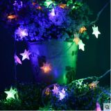 100 LED Lights, Ball Christmas Lights, Indoor / Outdoor Decorative Light, USB Powered, Warm White Light - for Patio Garden Party Xmas Tree Christmas Light