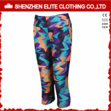 Custom Made Women Cheap Bulk Sublimation Gym Wear Leggings (ELTFLI-27)