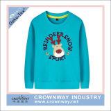 Wholesale Custom Children′s Wear Boy′s Sweater with Brushed Inside