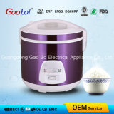 Special Stainless Steel Color Deluxe Rice Cooker